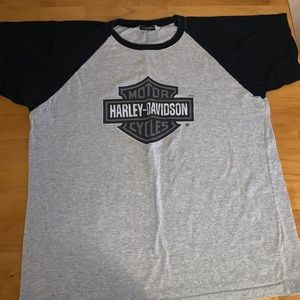 Harley Davidson mens shirt L Cancun Mexico